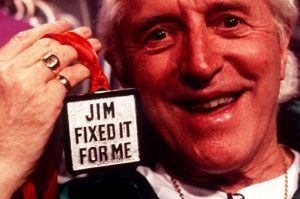 Jimmy Saville Paedophile and protected by the establishment at the EBC